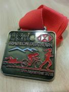 HSBC medal